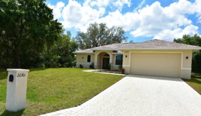 22301 Hallstead Ave, Port Charlotte, Florida 33952