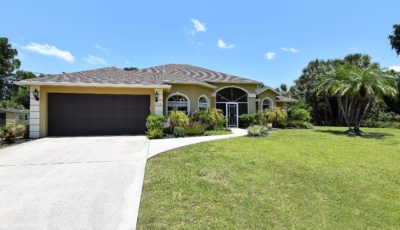 3522 Cuthbert Ave., North Port, Florida 34287