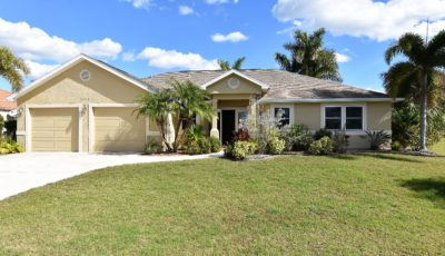 7418 S. Tulip Tree, Punta Gorda, Florida 33955