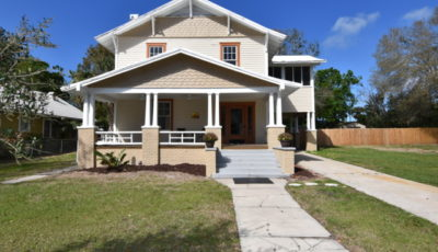 213 N. Monroe Ave., Arcadia, Florida 34266 3D Model