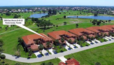 3959 San Rocco Dr. #122, Punta Gorda, FL 33950 3D Model